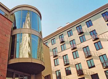 Офисные помещения под ключ Зачатьевский 2-й переулок снять место под офис Кибальчича улица